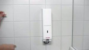 CWS Krem Sabun Aparatı
