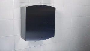 CWS Paslanmaz Çelik Jumbo Tuvalet Kağıdı Aparatı