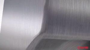 CWS Paslanmaz Çelik Kumaş Havlu Makinesi